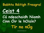 babhta r itigh freagra4