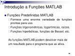 introdu o a fun es matlab