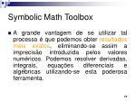 symbolic math toolbox1