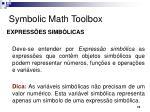 symbolic math toolbox2