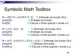 symbolic math toolbox36