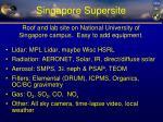 singapore supersite