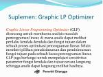 suplemen graphic lp optimizer