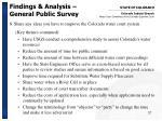 findings analysis general public survey16