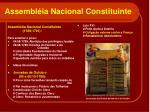 assembl ia nacional constituinte