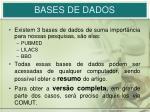 bases de dados1
