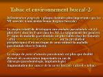 tabac et environnement buccal 2