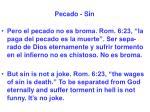 pecado sin14
