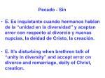 pecado sin21