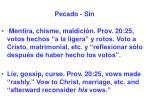 pecado sin23