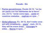 pecado sin27
