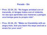 pecado sin28