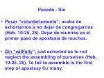 pecado sin32