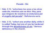 pecado sin38