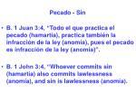 pecado sin4