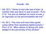 pecado sin42