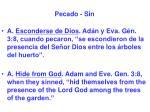 pecado sin65