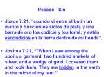 pecado sin66