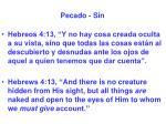 pecado sin68