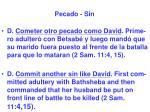 pecado sin71