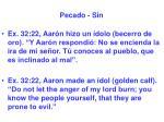 pecado sin73