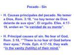 pecado sin77