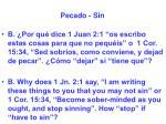 pecado sin80