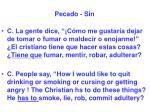 pecado sin81