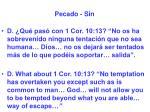 pecado sin82