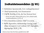 indkaldelsesm den 95