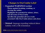 changes to oxycontin label2
