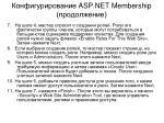 asp net membership1