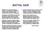 battal gaz1