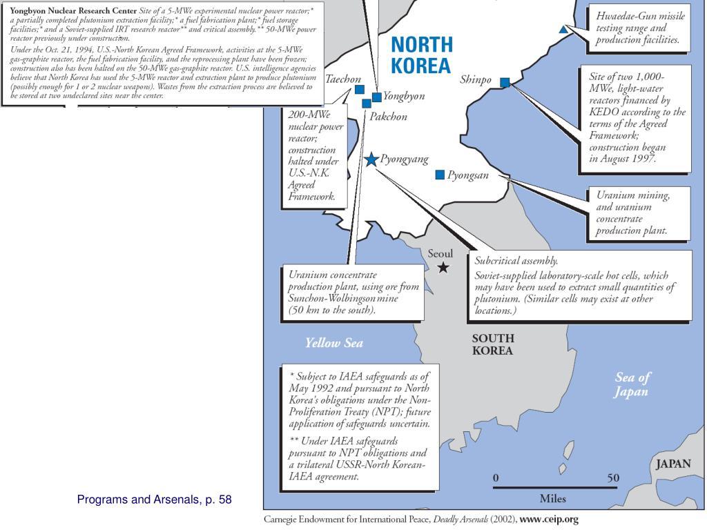 North Korea's Nuclear Complex