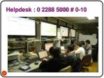 helpdesk 0 2288 5000 0 10