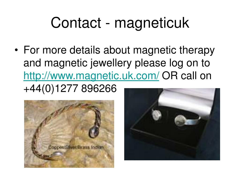 Contact - magneticuk