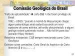 comiss o geol gica do brasil5