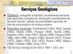 servi os geol gicos2