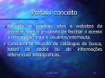 portal conceito