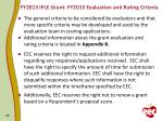 fy2013 iple grant fy2013 evaluation and rating criteria