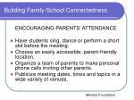 building family school connectedness2