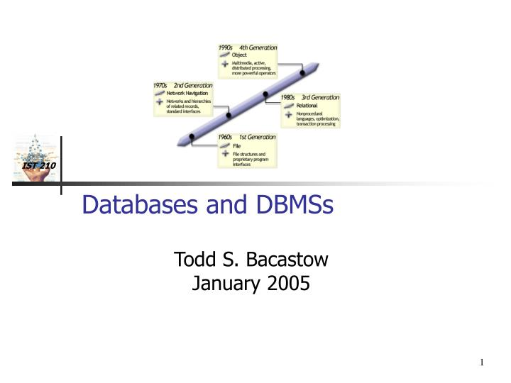 databases and dbmss n.