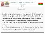 premi re phase du projet zaca 1985 19901