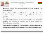 premi re phase du projet zaca 1985 19906