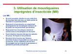3 utilisation de moustiquaires impr gn es d insecticide mii
