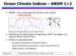 ocean climate indices anom 1 2