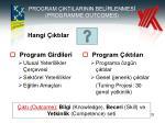 program iktilarinin bel rlenmes programme outcomes2