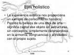ejm holistico