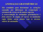 anomalias gravim tricas