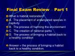 final exam review part 118